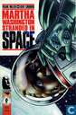Comic Books - Martha Washington - Martha Washington stranded in space