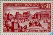 Postage Stamps - France [FRA] - Deauville Beach