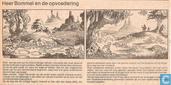 Comics - Bommel und Tom Pfiffig - Heer Bommel en de opvoedering