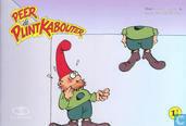 Comic Books - Peer de plintkabouter - Peer de plintkabouter 1 1/2