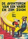 Comic Books - Piet Fluwijn en Bolleke - De avonturen van een vader en zijn zoon 9