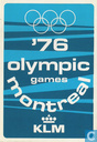 Aviation - KLM - KLM - Olympic Games Montreal '76