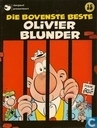 Strips - Olivier Blunder - Die bovenste beste Olivier Blunder