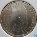 Coins - the Netherlands - Netherlands 25 cent 1895 (right mint master mark)