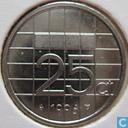 Munten - Nederland - Nederland 25 cent 1996