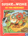 Comic Books - Willy and Wanda - Het mini mierennest