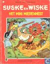 Comics - Suske und Wiske - Het mini mierennest