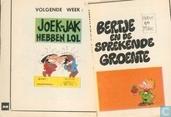 Comics - Mooie Bertje - Bertje en de sprekende groente