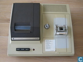 Kostbaarste item - Texas Instruments PC-100C