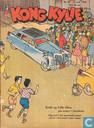 Comic Books - Kong Kylie (tijdschrift) (Deens) - 1955 nummer 25