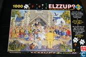 Puzzels - Elzzup/Wasgij - 03 - De mooiste dag van je leven!