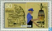 Briefmarken - Berlin - Handwerker