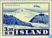 Timbres-poste - Islande - 330 bleu