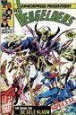 Strips - Avengers [Marvel] - wat kruipt er in de nacht