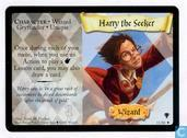 Trading Cards - Harry Potter 2) Quidditch Cup - Harry the Seeker