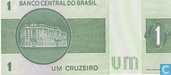 Banknoten  - Banco Central do Brasil - Brasilien 1 Cruzeiro