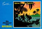 Strips - Robbedoes en Kwabbernoot - Spirou bei den Pygmäen 2