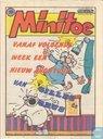 Strips - Minitoe  (tijdschrift) - 1990 nummer  14
