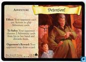 Trading cards - Harry Potter 4) Adventures at Hogwarts - Detention!