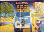 Comic Books - Bumble and Tom Puss - Puzzelpagina