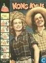 Bandes dessinées - Kong Kylie (tijdschrift) (Deens) - 1949 nummer 22