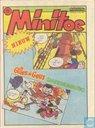 Strips - Minitoe  (tijdschrift) - 1990 nummer  15