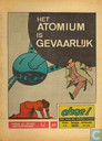 Strips - Ohee (tijdschrift) - Het Atomium is gevaarlijk