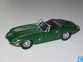 Model cars - Del Prado - Jaguar E-type