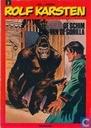 Comics - Rolf Karsten - De schim van de gorilla