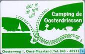 Camping de Oosterdriessen