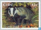 Postage Stamps - Ireland - Animals