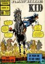 Comic Books - Durango Kid - De man die de Kid ving!