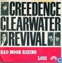 Vinyl records and CDs - Creedence Clearwater Revival - Bad Moon Rising