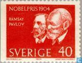 Timbres-poste - Suède [SWE] - Nobelprijs winnaars 1904