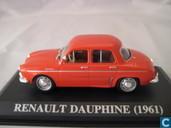 Voitures miniatures - Altaya - Renault Dauphine