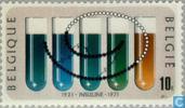 Postzegels - België [BEL] - Ontdekking van de insuline