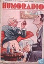 Bandes dessinées - Humoradio (tijdschrift) - Nummer  33