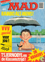 Comic Books - Mad - Vol.1 (magazine) (Dutch) - Nummer  185