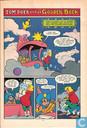 Strips - Bommel en Tom Poes - Tom Poes en het gouden boek