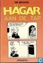 Strips - Hägar - Hägar aan de tap