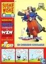 Strips - Suske en Wiske weekblad (tijdschrift) - 1999 nummer  12