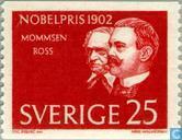 Postzegels - Zweden [SWE] - Nobelprijswinnaars 1902