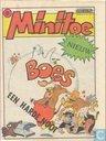 Comic Books - Minitoe  (tijdschrift) - 1990 nummer  16