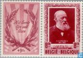 Postage Stamps - Belgium [BEL] - Belgian writers