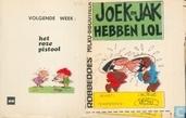 Strips - Joek en Jak - Joek en Jak hebben lol
