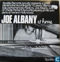 Schallplatten und CD's - Albany, Joe - Joe Albany at home