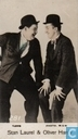 Album pictures - Clovis Chocolat - Stan Laurel & Oliver Hardy