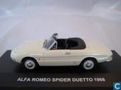 Voitures miniatures - Edison Giocattoli (EG) - Alfa Romeo Spider Duetto