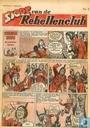 Bandes dessinées - Sjors van de Rebellenclub (tijdschrift) - 1957 nummer  3