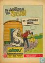 Comic Books - Ohee (tijdschrift) - De misdadige gravin